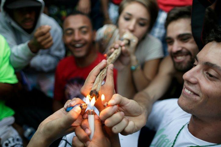 Marijuana amongst youngsters