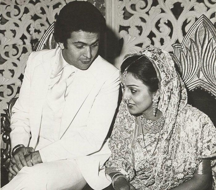 Rishi Kapoor Neetu Singh