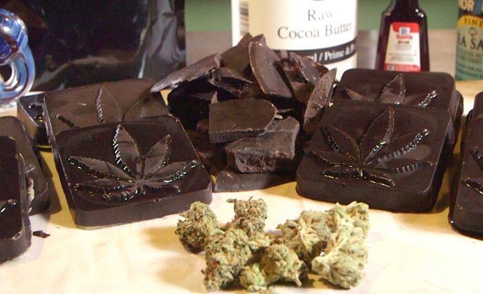 Marijuana Chocolates