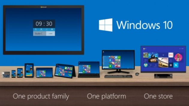 Microsoft Windows 10 is the company
