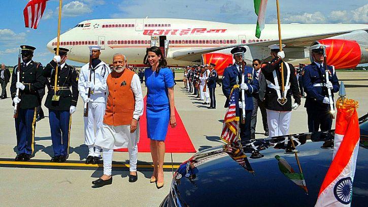 Modi flight