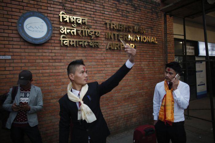 Nepalis