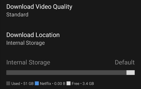 Netflix App Now Lets You Download Videos On External SD Card & Chill