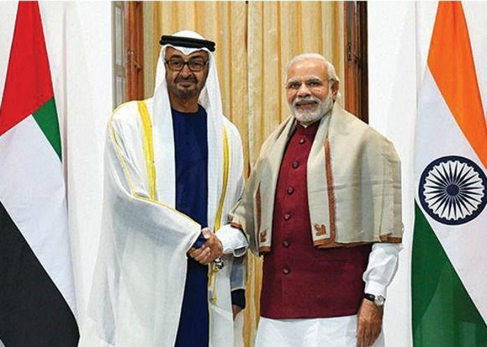 Modi UAE