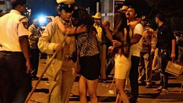 Bangalore Molestation