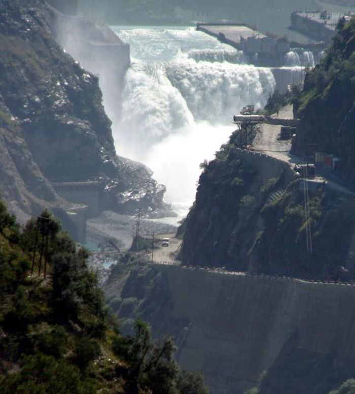 J&K Hydro Power Projects