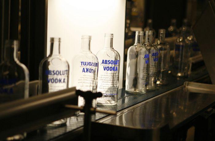 Vodka Plant