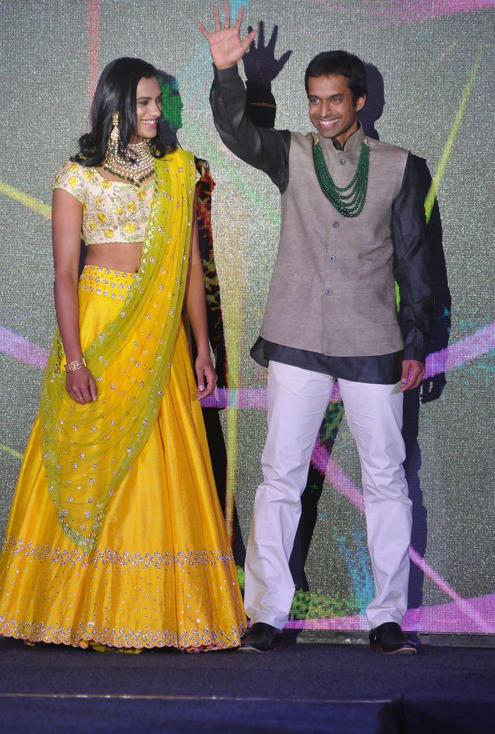 Sindhu and gopi