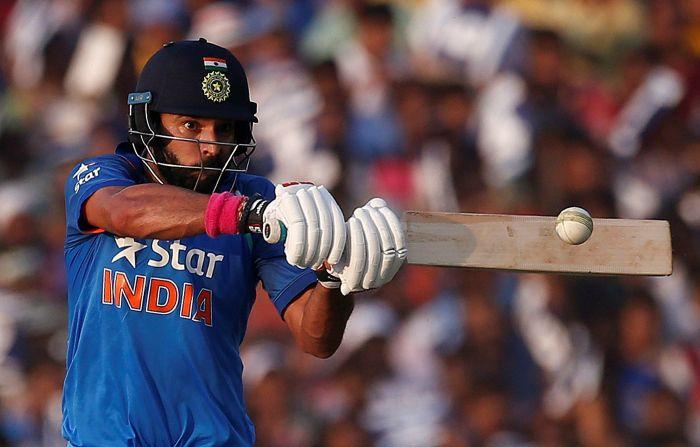 Yuvraj Singh pulls