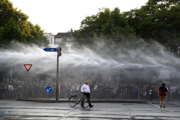 Protesting the G20