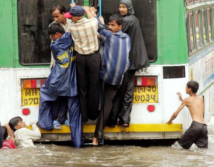 Mumbai Flood