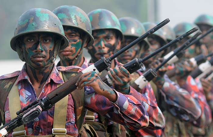 Indian Soldiers