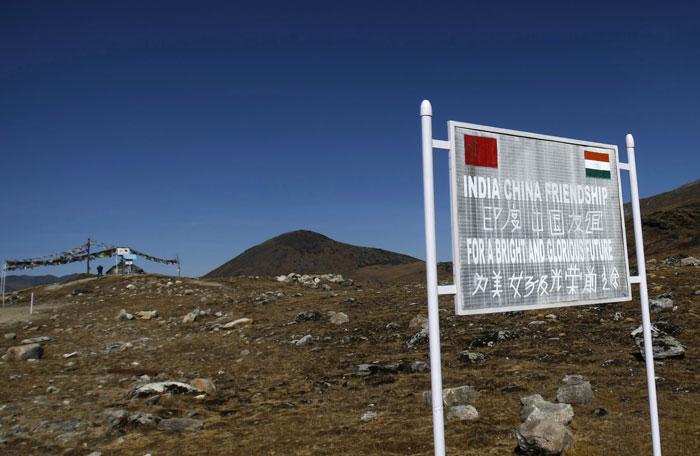 China Border Dispute