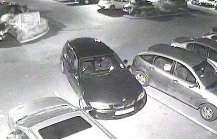 BMW Car Thief