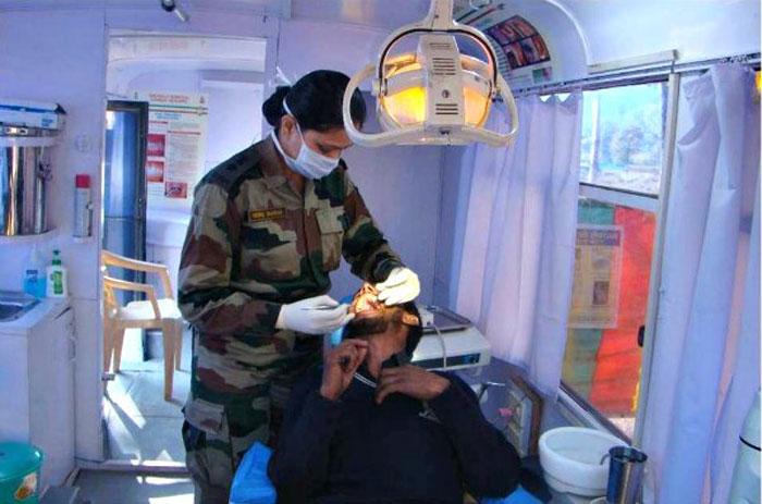 BSF and CRPF Doctors