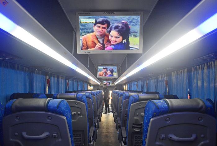 Luxury Public Transport Buses