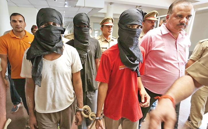 Jewar Rape Case Accused