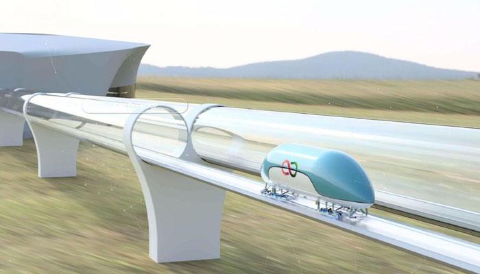 Hyperloop india