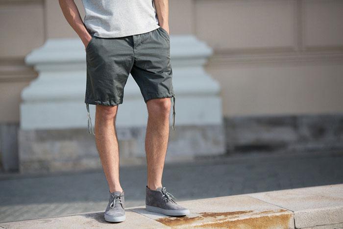 Bans Shorts