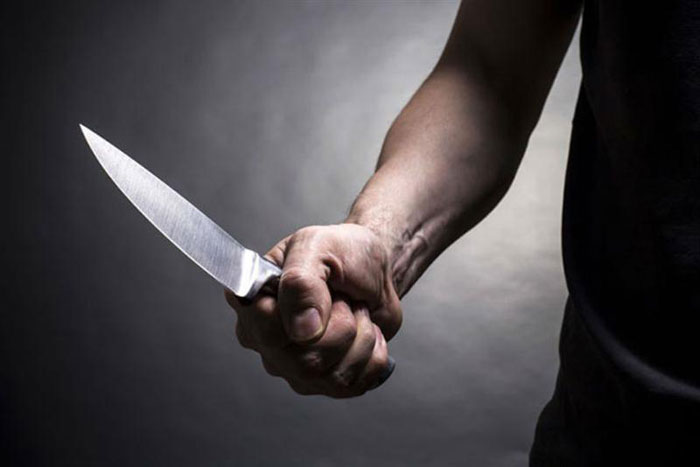 Youth Stabs Boy