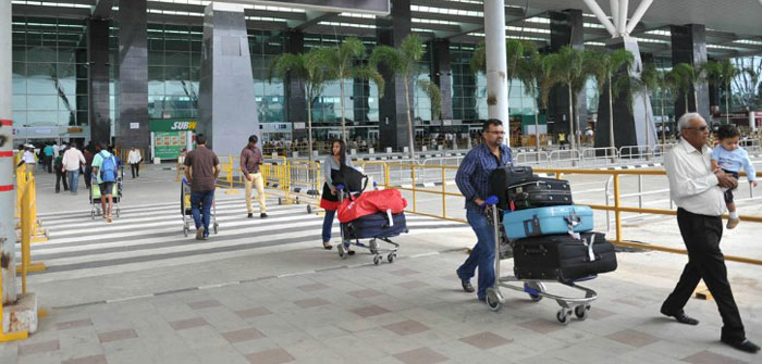 When Indians Want To Check In With Brooms, Bed In Global Flights