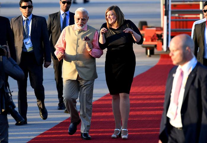 PM Narendra Modi in G20 Summit