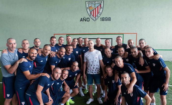 Athletic Bilbao Squad