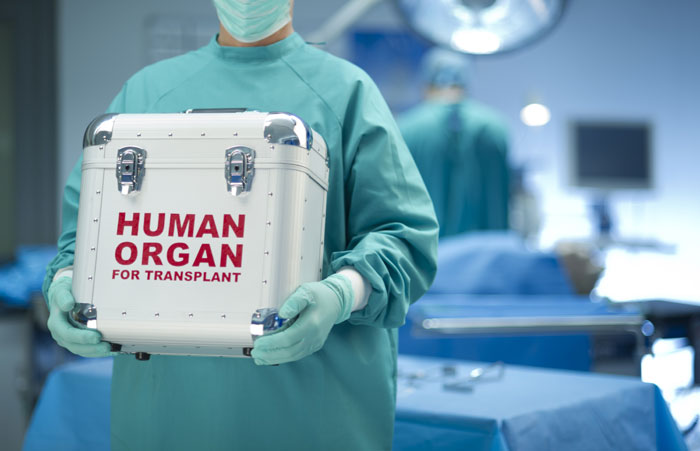 Organs Give New Lease