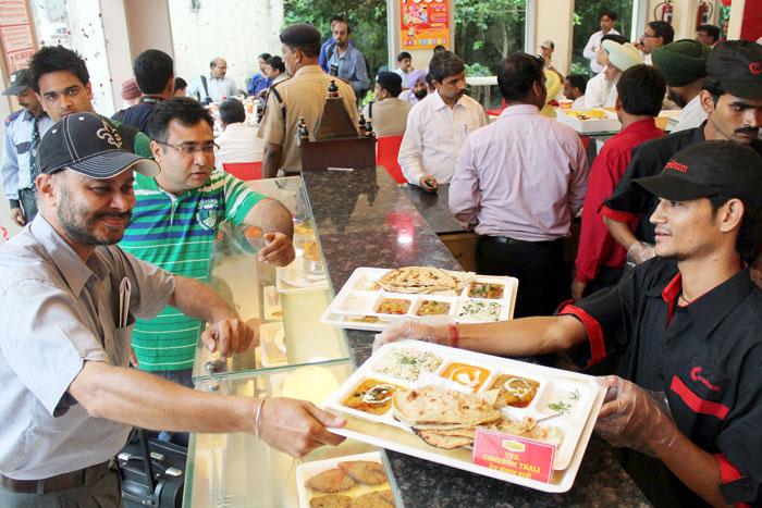 irctc food court