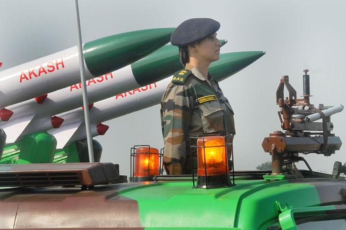 Akash Missiles