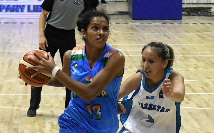 Indian Women Basketball