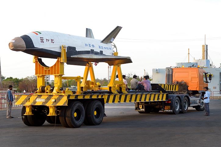 India China Space Race