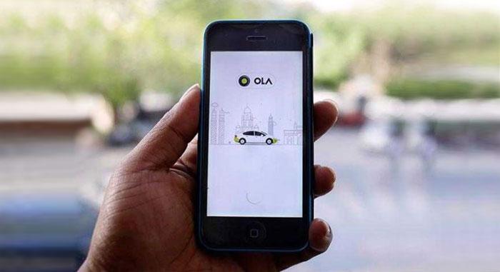 Ola Cab Driver
