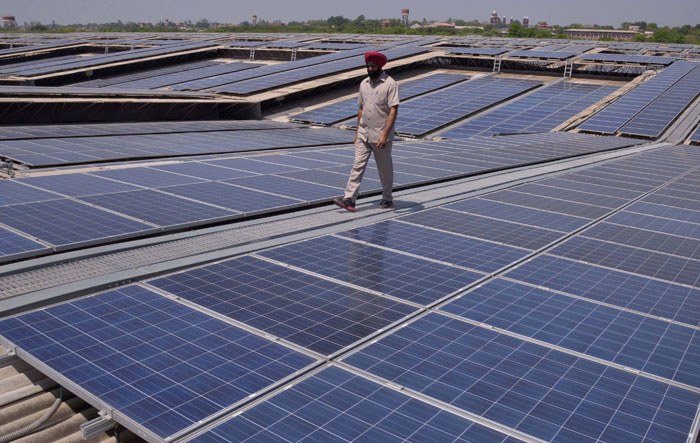 India Emerging As Front-Runner In Fight Against Climate Change: World Bank