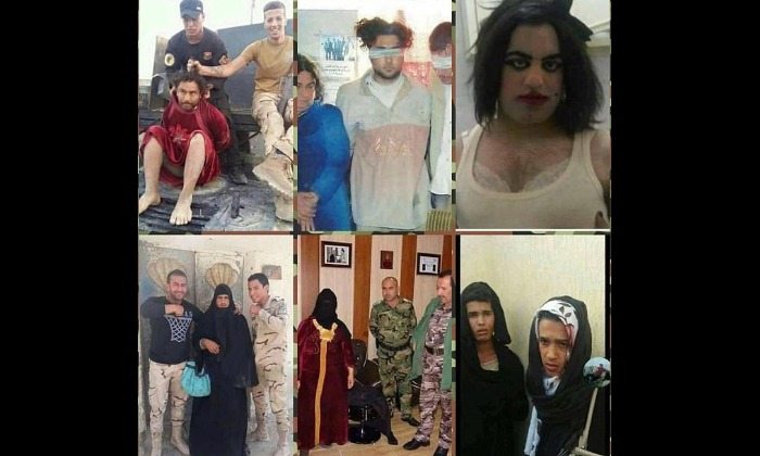 ISIS Fighters Flee Mosul Disguised As Women