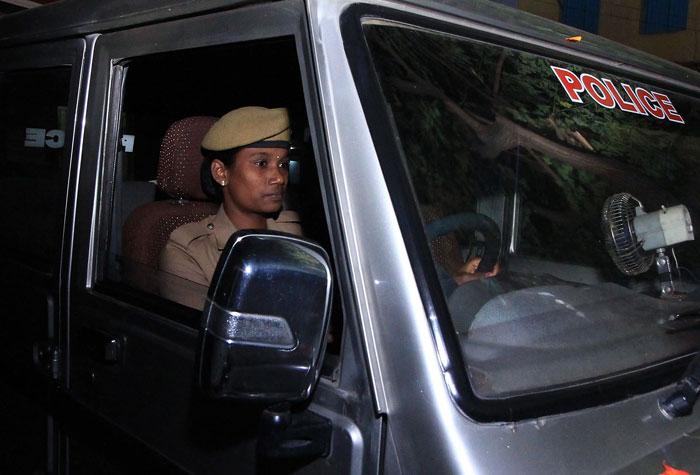 Woman Constables Coimbatore