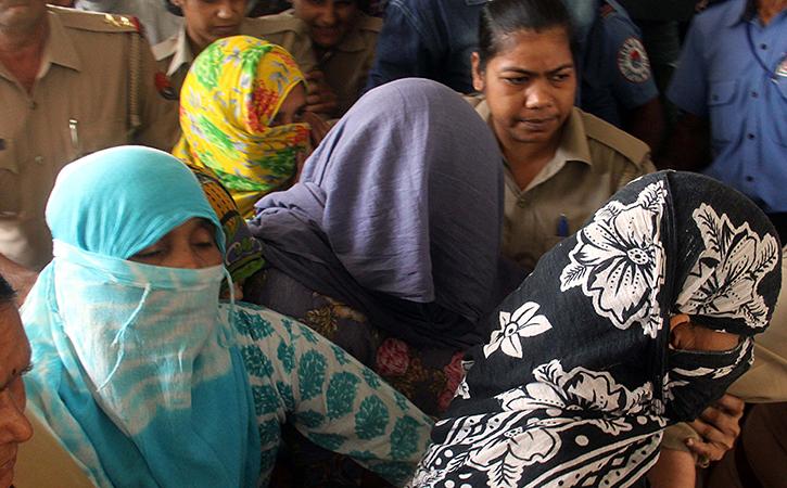 Jewar Rape Case Victim