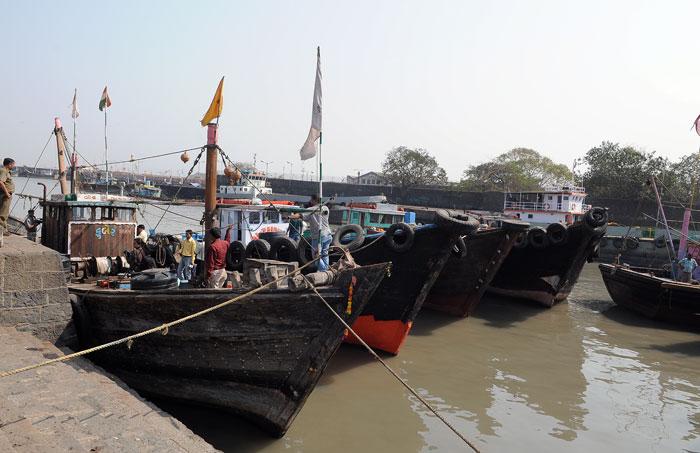 Gujarati fishermen