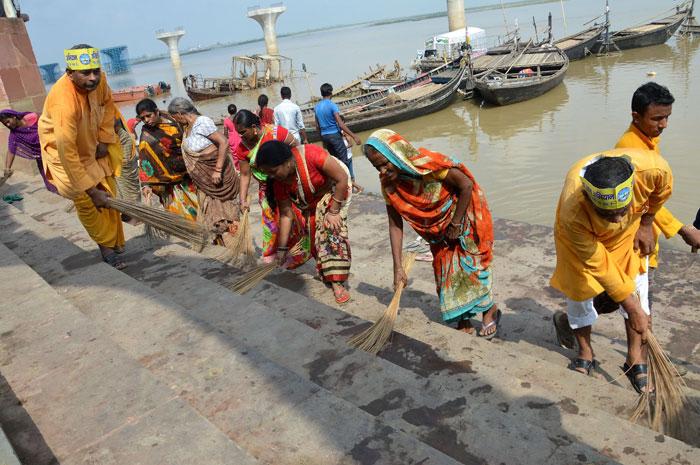 Clean Ganga