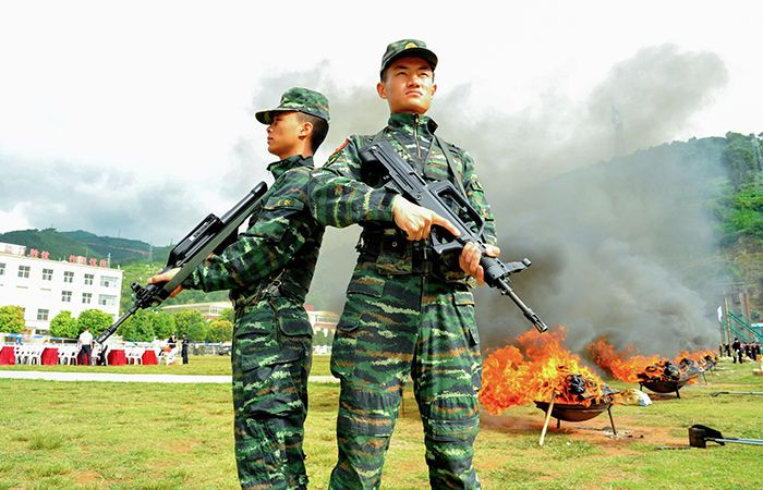 Chinese Sodiers