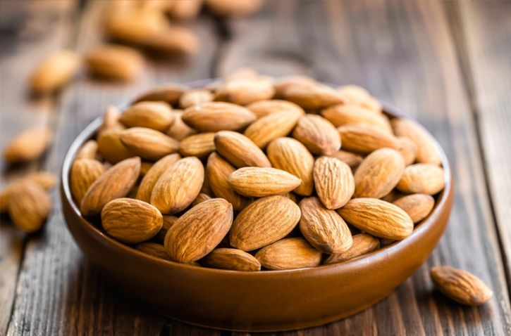 According to Siddha, a key role of almonds is to tone up all the tissues of your body, especially the reproductive ones.