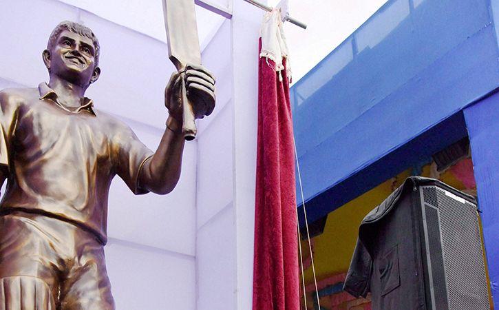 Ganguly Statue