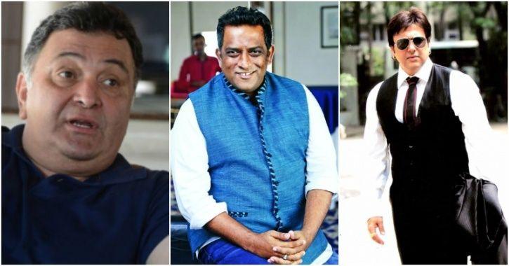 Rishi Kapoor, Anurag Basu, Govinda