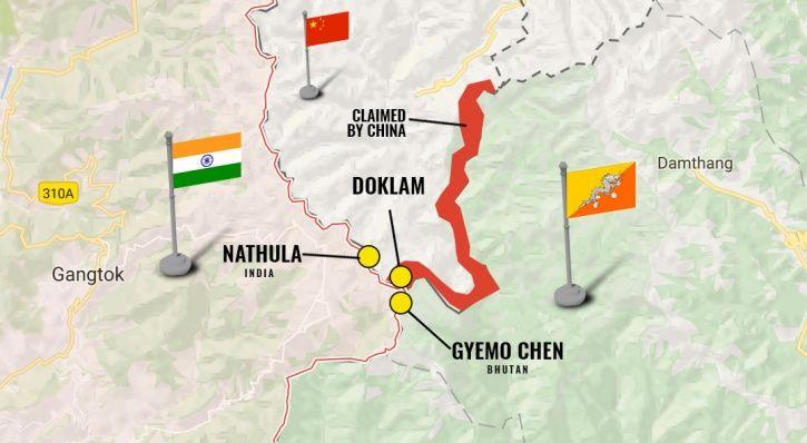 China Indiastandoff