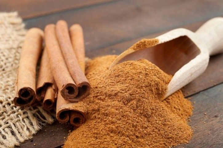 The anti-bacterial and natural ability property of cinnamon to bring warmth to your body helps in treating sore throat, colds and cough.  A cup of warm cinnamon tea can heal throat irritation, itching and can prevent the approach of an impending cold effectively.