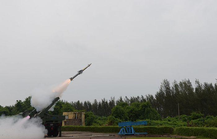 Short Range Missile