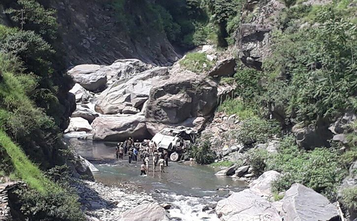 Amarnath pilgrims