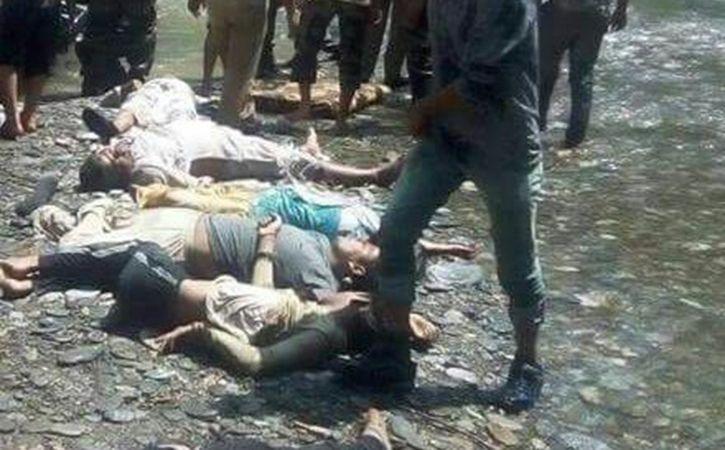 11 Amarnath Pilgrims Killed