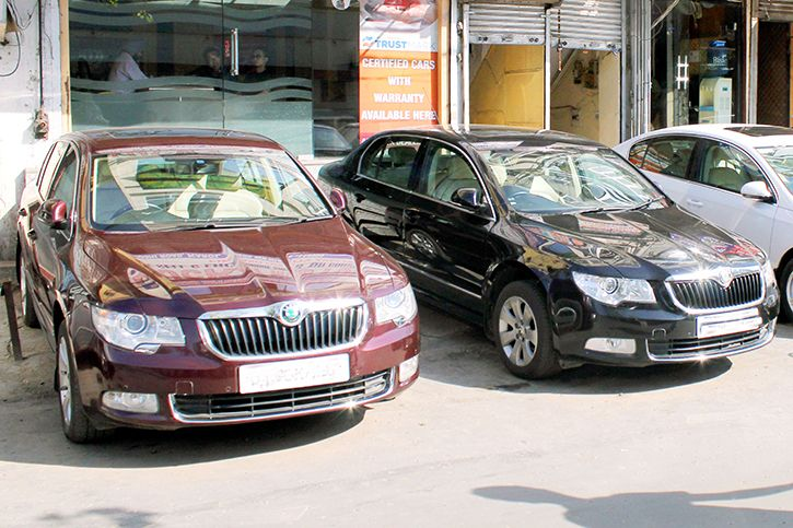 no gst on used cars