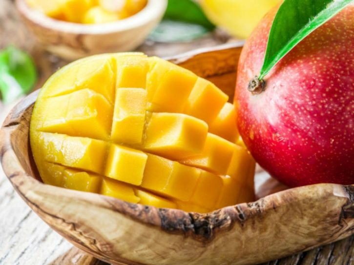 One of the studies carried out by a team of researchers at the Texas A&M University's Department of Nutrition and Food Science claim that eating mangoes for an extended period can give you an anti-inflammatory effect than if it's consumed sporadically.  Other studies carried out by researchers in the same university investigated the metabolic effects mango has on your body. Daily consumption of mangoes lowers your blood pressure by maintaining glucose homeostasis in the long run.